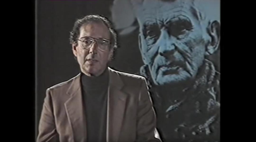 Harold Pinter habla sobre Beckett (Inglés)