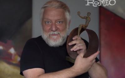 Simon Russel Beale recibe el Premio Shakespeare