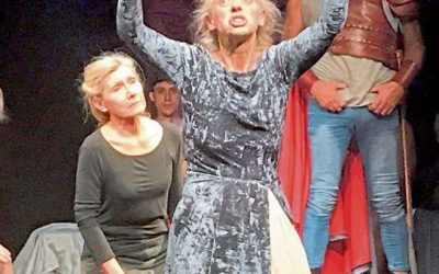 Diario La Nación: Shakespeare se muda a Buenos Aires