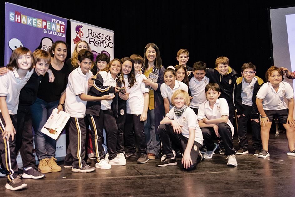 5to festival Shakespeare en la Escuela: Toda la final de Primaria!